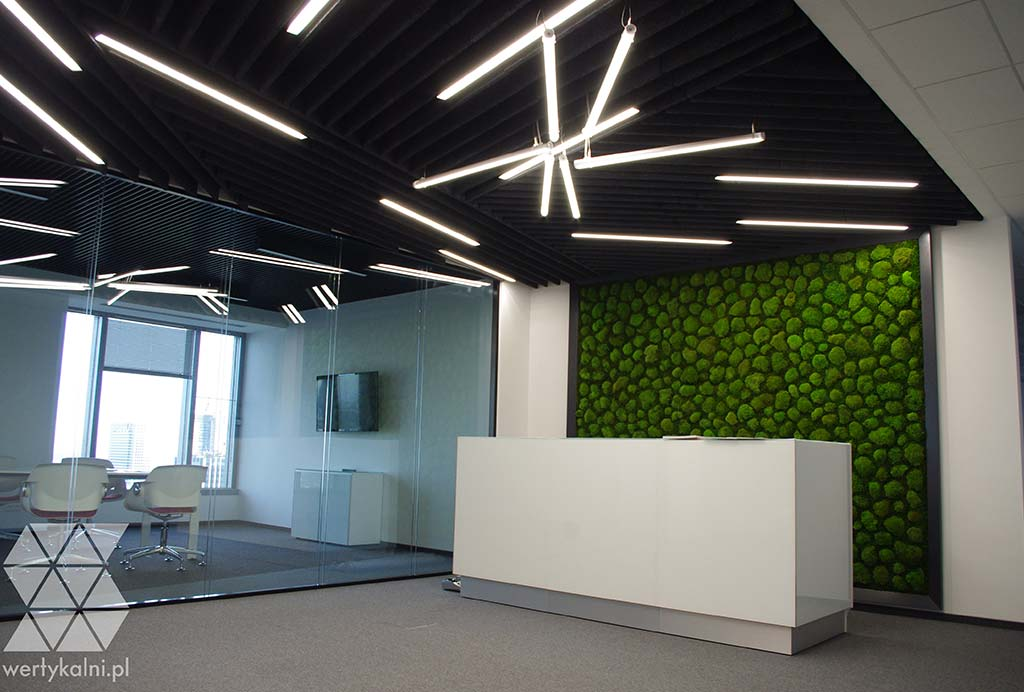 Biophilic Design Nature In The Arrangement Of A Modern Office